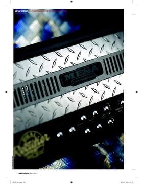 Mesa/Boogie MultiWatt Dual Rectifier 100W head