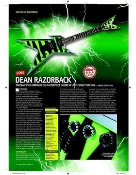 Dean Razorback