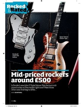 Fender J5 Triple Tele