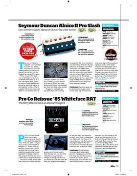 Seymour Duncan Alnico II Pro Slash