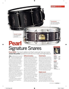 Pearl Signature Snares