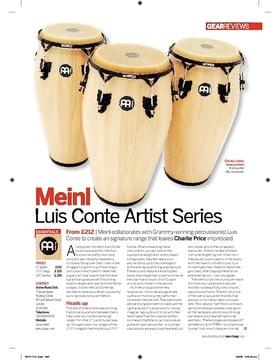 Meinl Luis Conte Artist Series