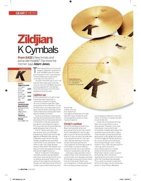 Zildjian K Cymbals
