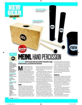 Meinl Hand Percussion