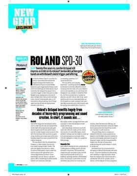 ROLAND SPD30