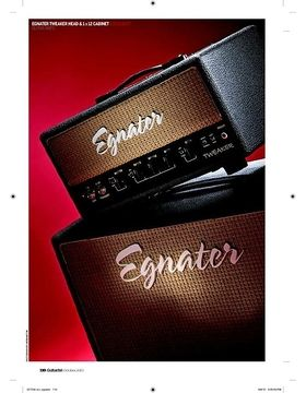 Egnater Tweaker head and 1 x 12 cabinet