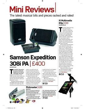 Samson Expedition 308i PA