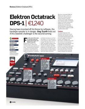 Elektron Octatrack DPS-1
