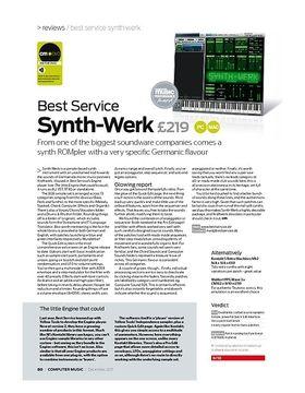 Best Service Synth-Werk