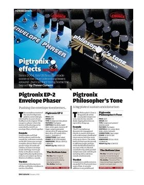 Pigtronix Class A Boost