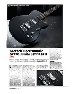 Gretsch Electromatic G2220 Junior Jet Bass II