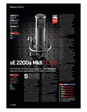 sE 2200a MkII