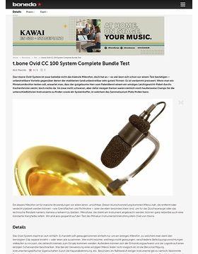 Ovid System CC 100