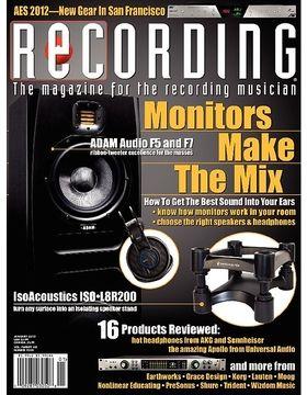 Adam Audio F5 und F7