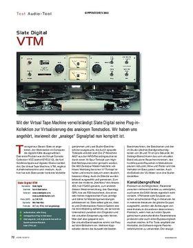 Slate Digital VTM
