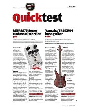 Yamaha TRBX504