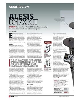 Alesis DM7X Kit