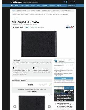 Compact 60 III BK
