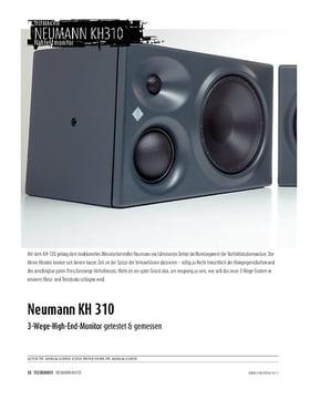 Neumann KH 310 - 3-Wege-High-End-Monitor