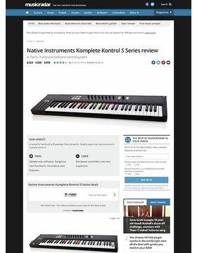 Native Instruments Komplete Kontrol S Series