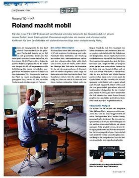 Roland TD-4 KP