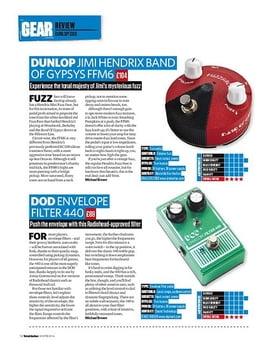 Dunlop Band Of Gypsys FFM6