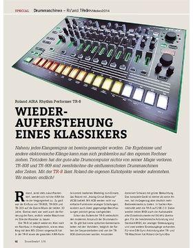 Roland AIRA Rhythm Performer TR-8