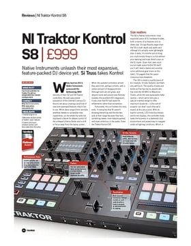 NI Traktor Kontrol S8