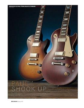 Gibson 2015 Les Pauls