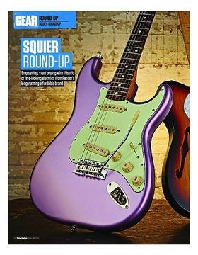 Fender SQ Classic Vibes