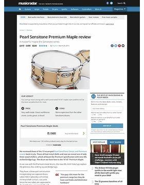 Pearl Sensitone Premium Maple