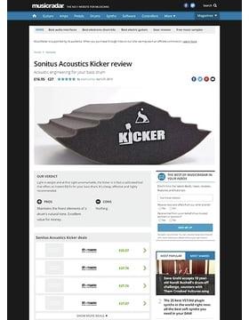 "The Kicker 2.0 22""x18"" Pillow"