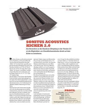 Sonitus Acoustics Kicker 2.0