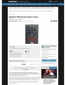 DigiTech TRIO Band Creator