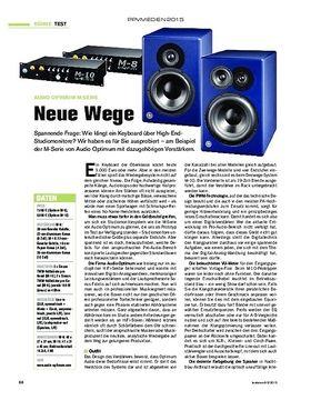 Audio Optimum M-Serie