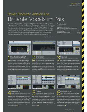 Ableton Live - Brillante Vocals im Mix
