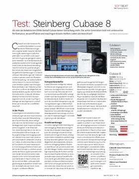 Steinberg Cubase 8