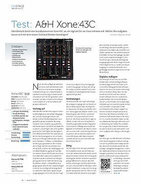 A&H Xone:43C