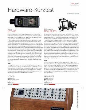 Lewitt LCT 450 + IsoAcoustics ISO-L8R 155