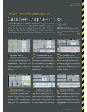 Ableton Live - Groove-Engine-Tricks