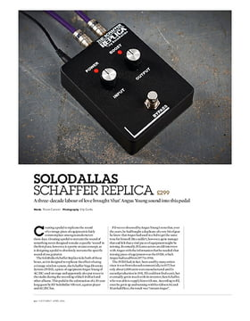 Solodallas Schaffer Replica