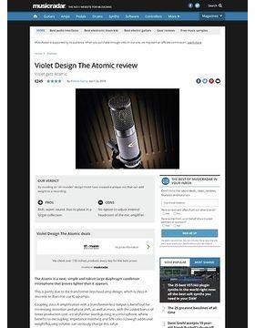 Violet Design The Atomic