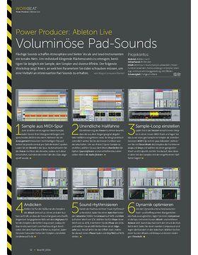 Power Producer: Voluminöse Pad-Sounds