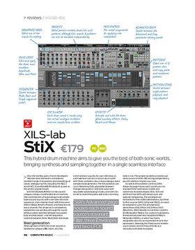 X ILS-lab StiX