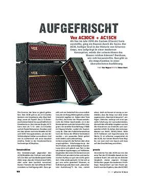 Vox AC30CH + AC15CH