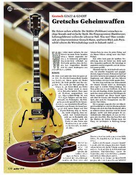Gretsch G2622 & G2420T