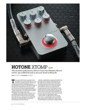 Hotone Xtomp