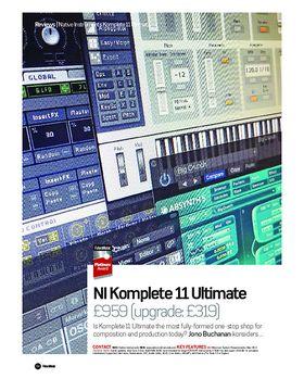 NI Komplete 11 Ultimate