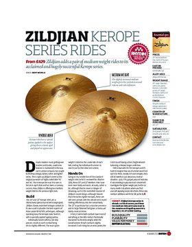 Zildjian Kerope Series Rides