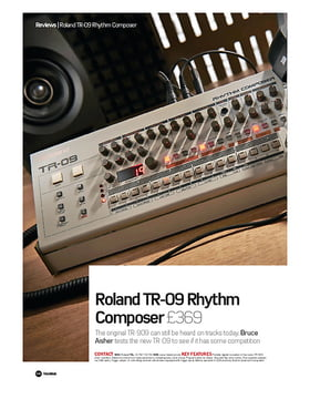 Roland TR-09 Rhythm Composer